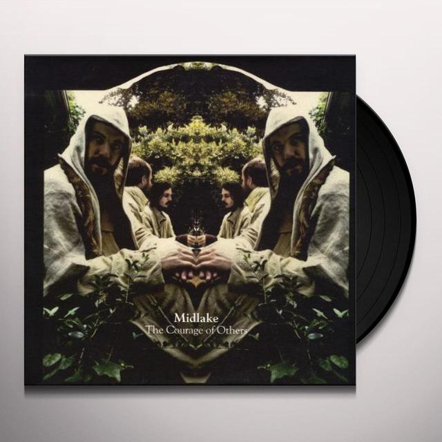 Midlake COURAGE OF OTHERS Vinyl Record