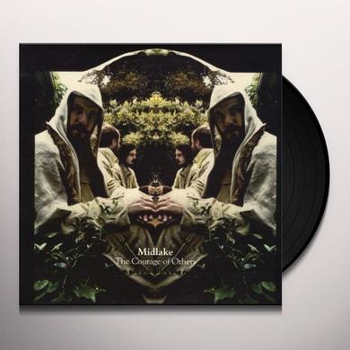 Midlake COURAGE OF OTHERS Vinyl Record - UK Import