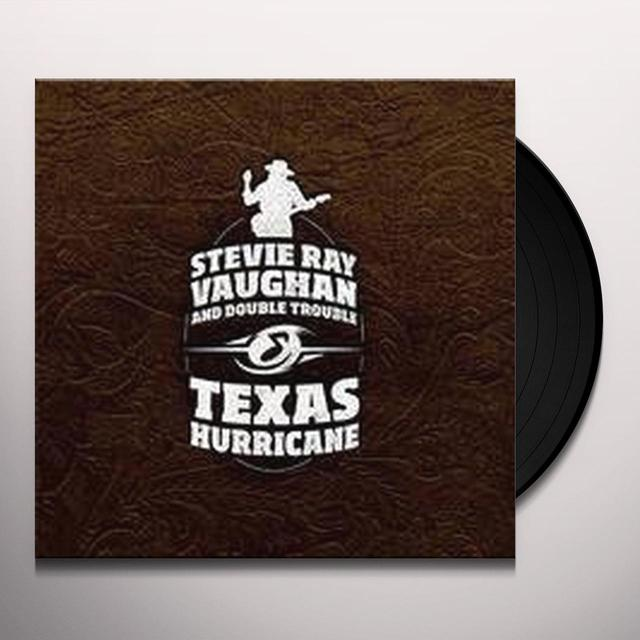 Stevie Ray Vaughan TEXAS HURRICANE (BOX) Vinyl Record