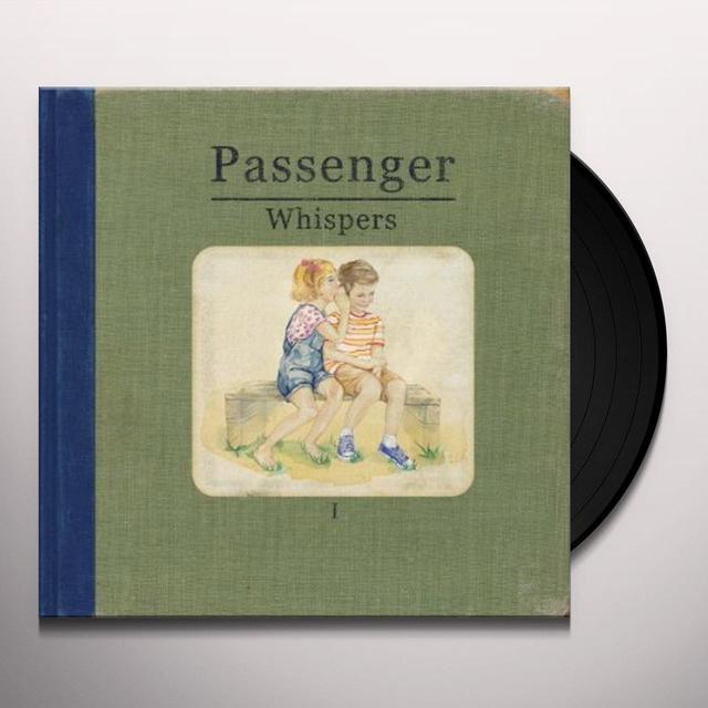 Passenger WHISPERS Vinyl Record - Digital Download Included