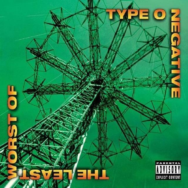 LEAST WORST OF TYPE O NEGATIVE (OGV) (Vinyl)
