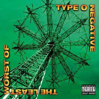 LEAST WORST OF TYPE O NEGATIVE (OGV) (Vinyl)