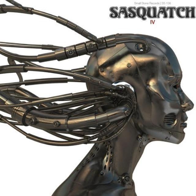 Sasquatch IV Vinyl Record - 180 Gram Pressing