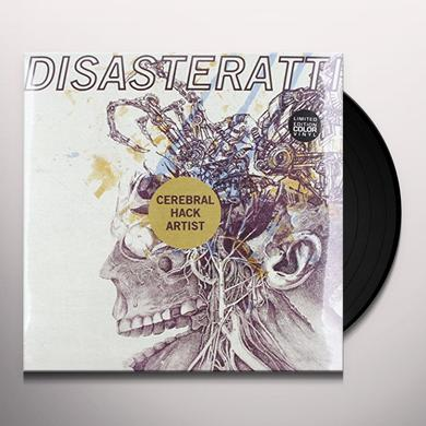 Disasteratti CEREBRAL HACK ARTIST Vinyl Record