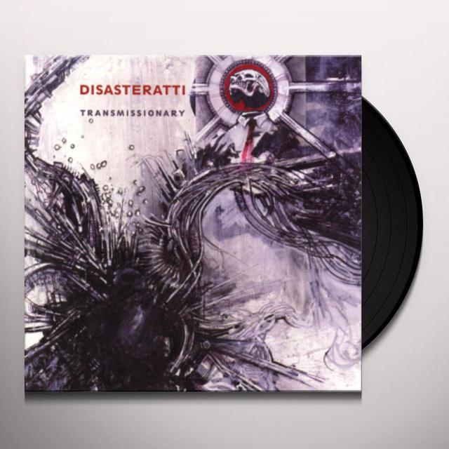 Disasteratti TRANSMISSIONARY Vinyl Record