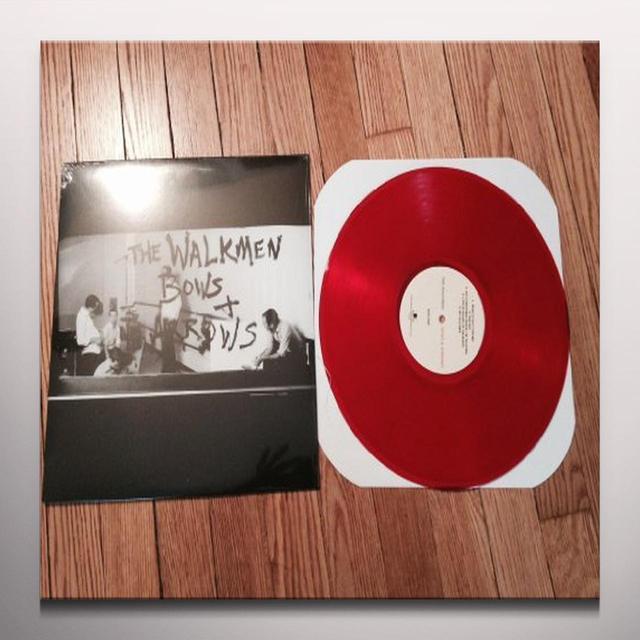 Walkmen BOWS & ARROWS (COLV) (Vinyl)