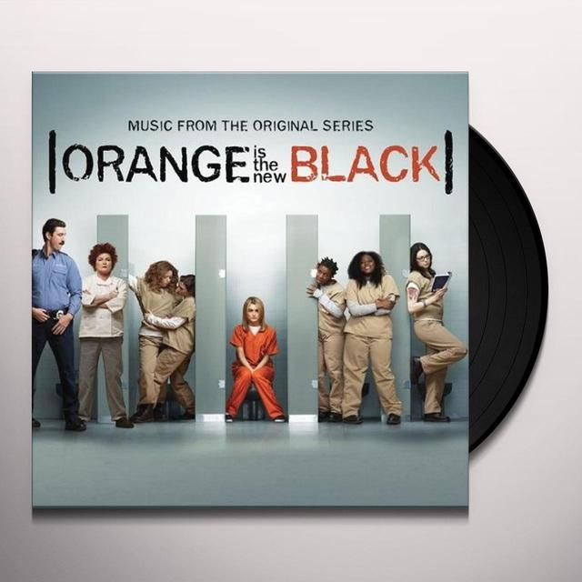 ORANGE IS THE NEW BLACK / O.S.T. Vinyl Record