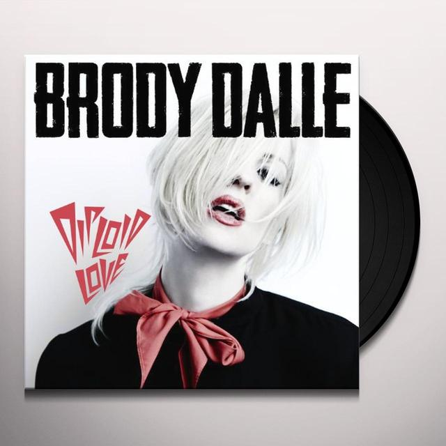Brody Dalle DIPLOID LOVE Vinyl Record