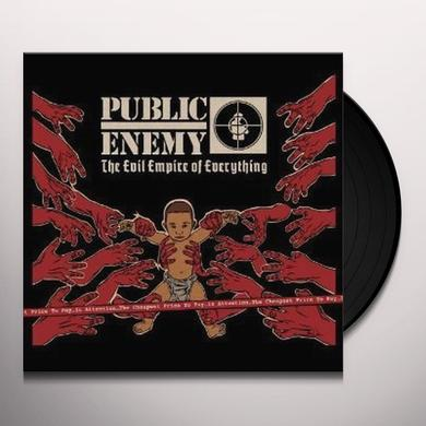 Public Enemy EVIL EMPIRE OF EVERYTHING Vinyl Record - Limited Edition
