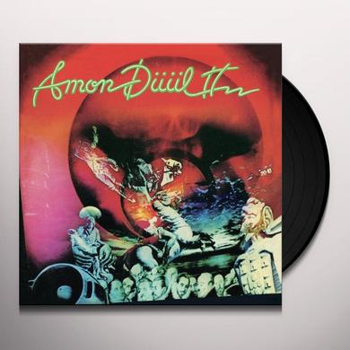 Amon Düül II DANCE OF THE LEMMINGS Vinyl Record