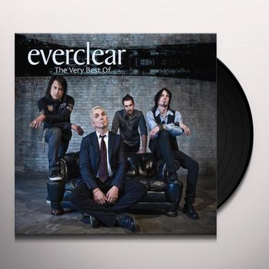 VERY BEST OF EVERCLEAR Vinyl Record