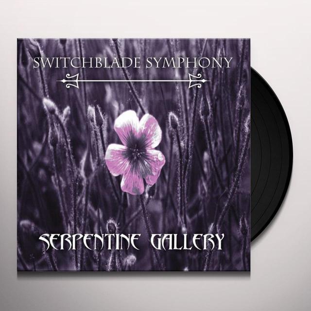 Switchblade Sym SERPENTINE GALLERY Vinyl Record