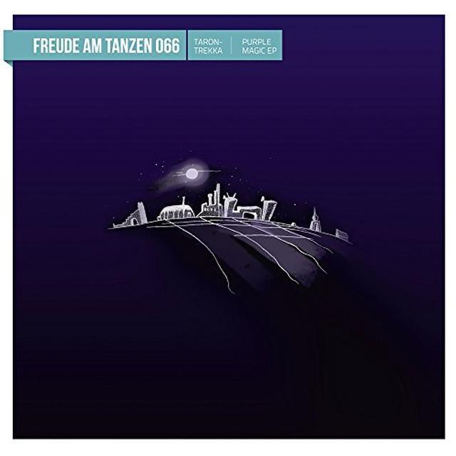 Taron-Trekka PURPLE MAGIC Vinyl Record