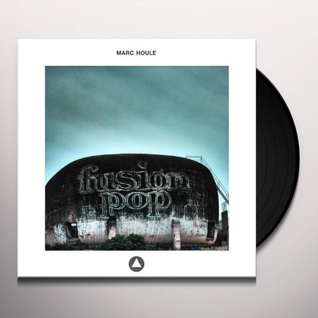 Marc Houle FUSION POP Vinyl Record