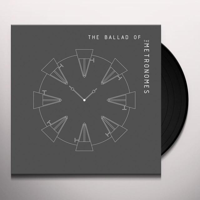 BALLADS OF THE METRONOMES Vinyl Record