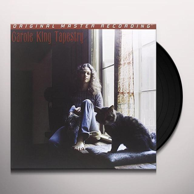 Carole King TAPESTRY Vinyl Record