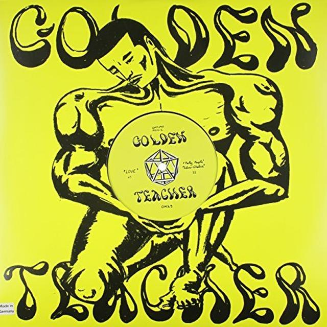 Golden Teacher PARTY PEOPLE / LOVE Vinyl Record