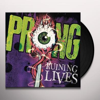 Prong RUINING LIVES Vinyl Record