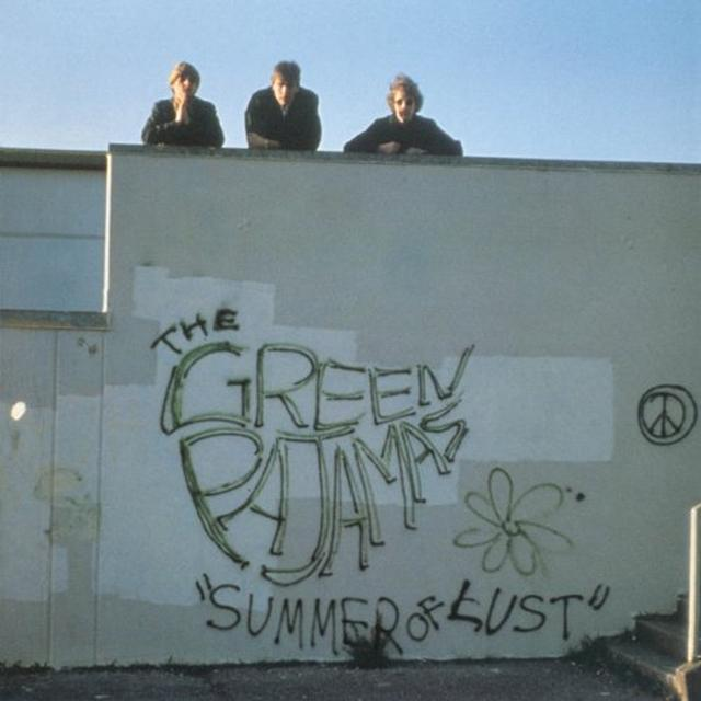 Green Pajamas SUMMER OF LUST Vinyl Record