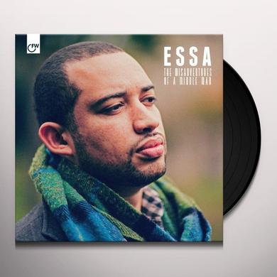 Essa MISADVENTURES OF A MIDDLE MAN Vinyl Record