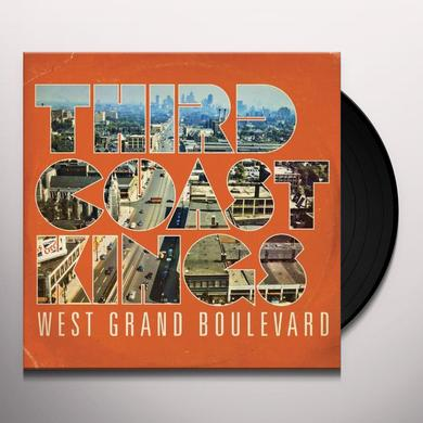 Third Coast Kings WEST GRAND BOULEVARD Vinyl Record