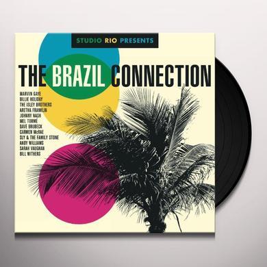 STUDIO RIO PRESENTS: THE BRAZIL CONNECTION / VAR Vinyl Record