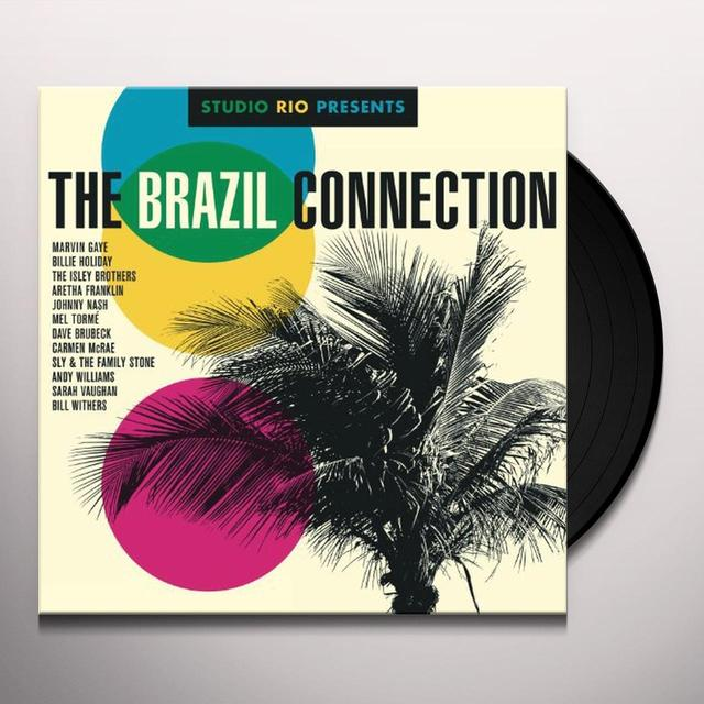 STUDIO RIO PRESENTS: THE BRAZIL CONNECTION / VAR Vinyl Record
