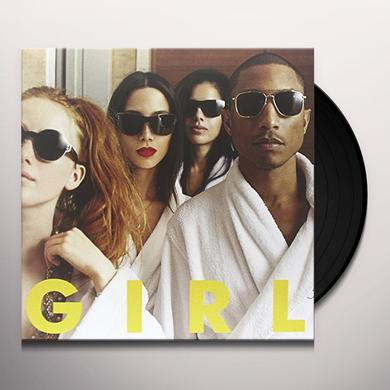Pharrell Williams G I R L Vinyl Record - Digital Download Included
