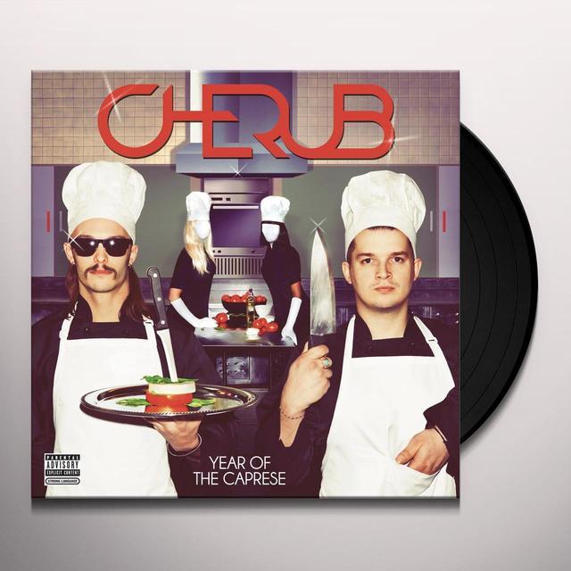 Cherub YEAR OF THE CAPRESE Vinyl Record