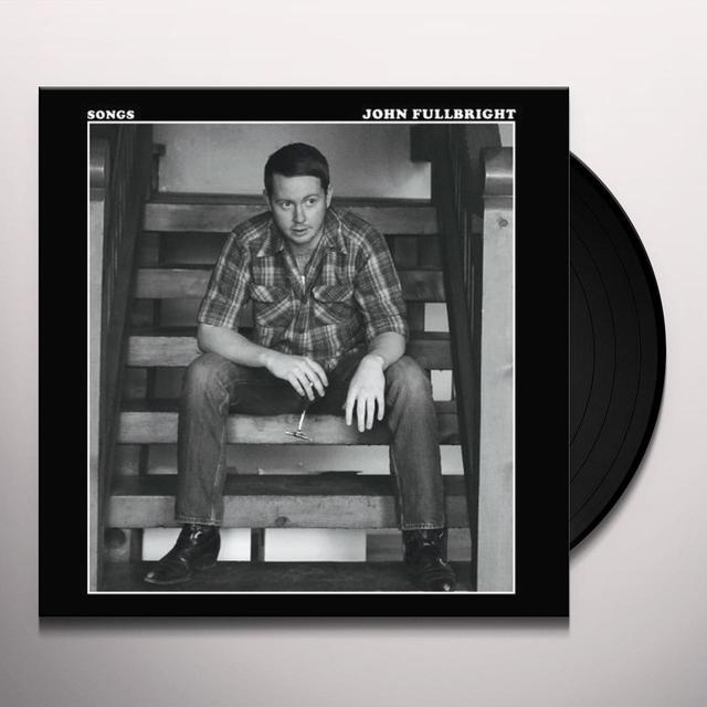 John Fullbright SONGS Vinyl Record