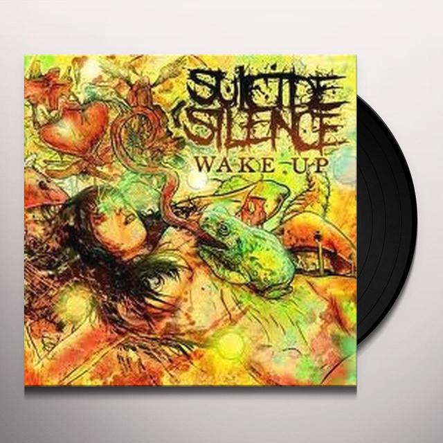 Suicide Silence WAKE UP Vinyl Record