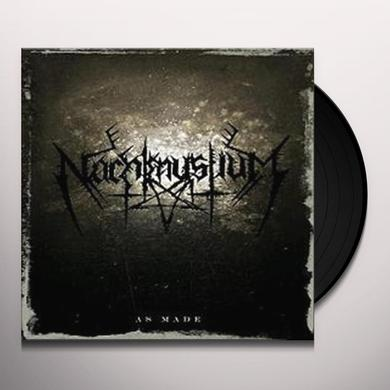 Nachtmystium AS MADE Vinyl Record