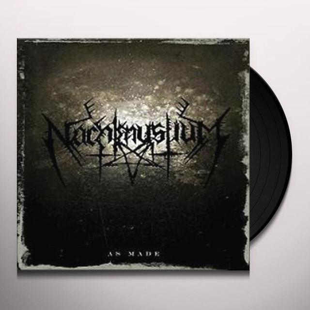 Nachtmystium AS MADE Vinyl Record