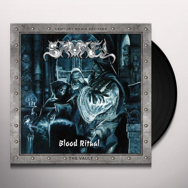 Samael BLOOD RITUAL Vinyl Record