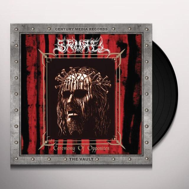 Samael CEREMONY OF OPPOSITES Vinyl Record