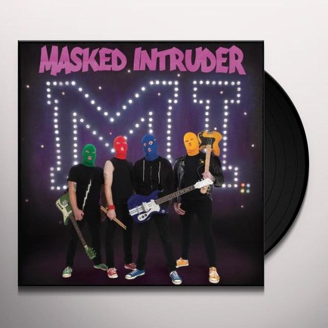 Masked Intruder M.I. Vinyl Record