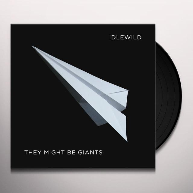They Might Be Giants IDLEWILD: A COMPLIATION Vinyl Record