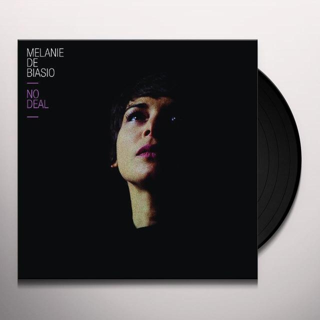 Melanie Debiasio NO DEAL Vinyl Record