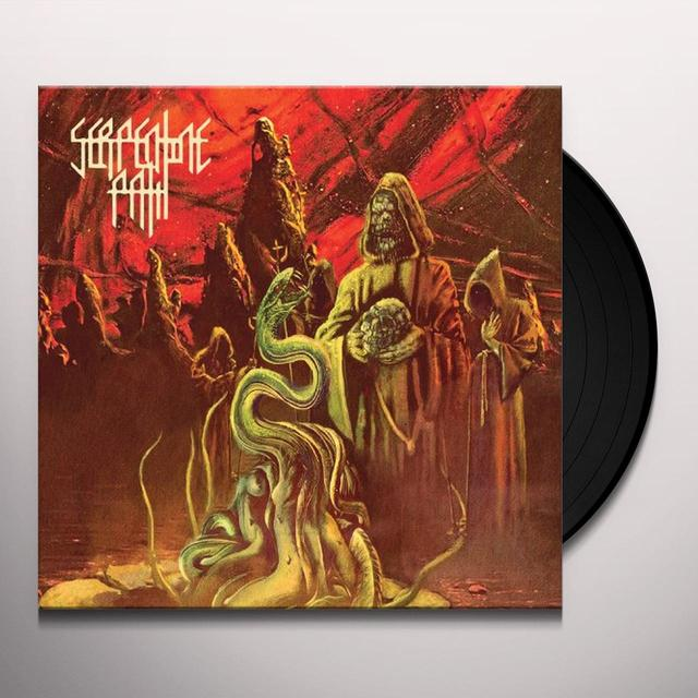 Serpentine Path EMANATIONS Vinyl Record