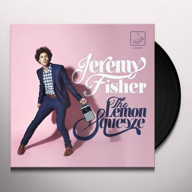 Jeremy Fisher LEMON SQUEEZE Vinyl Record