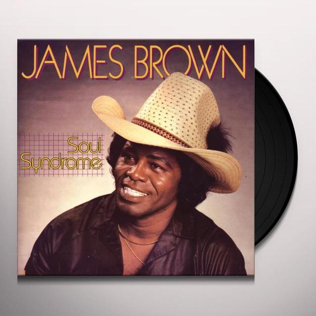 James Brown SOUL SYNDROME Vinyl Record - Limited Edition