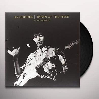 Ry Cooder DOWN AT THE FIELD Vinyl Record - Limited Edition, 180 Gram Pressing