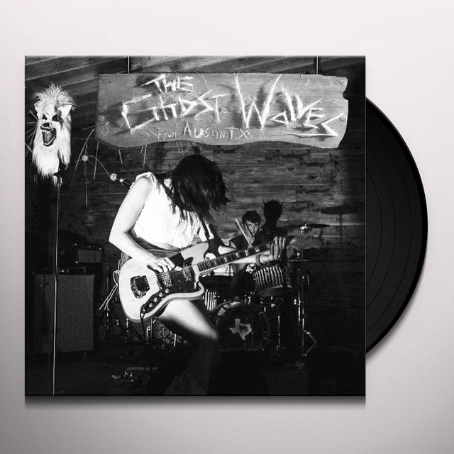 Ghost Wolves MAN WOMAN BEAST Vinyl Record