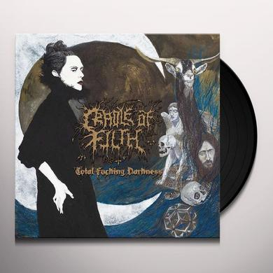 Cradle Of Filth TOTAL FUCKING DARKNESS Vinyl Record