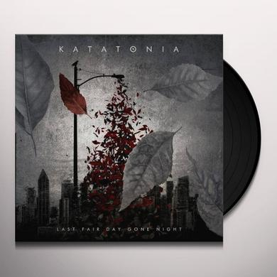 Katatonia LAST FAIR DAY GONE NIGHT Vinyl Record