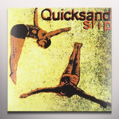 Quicksand SLIP Vinyl Record - Clear Vinyl, 180 Gram Pressing, Deluxe Edition