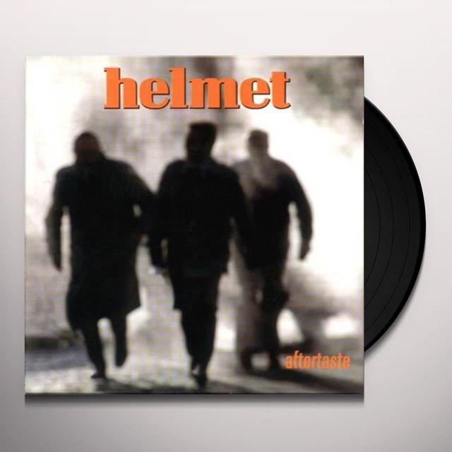 Helmet AFTERTASTE Vinyl Record - Limited Edition, 180 Gram Pressing