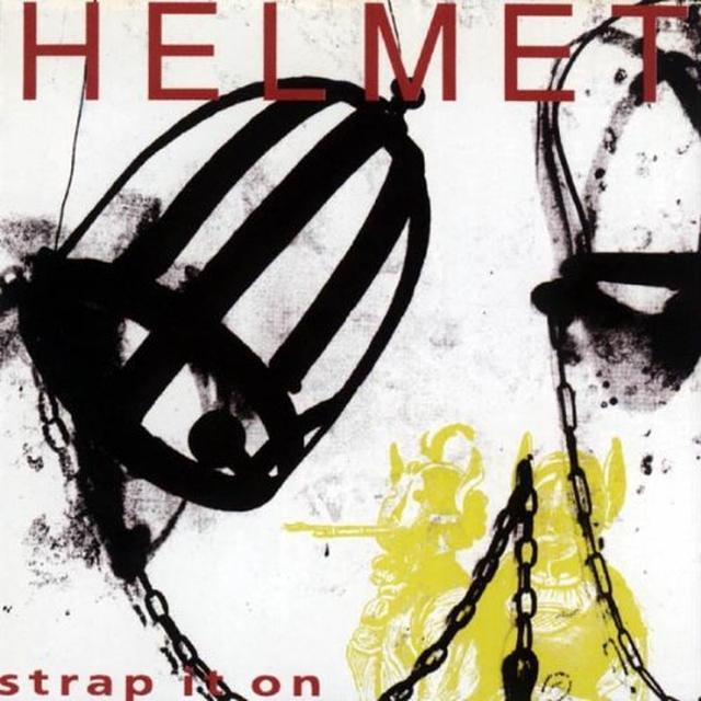 Helmet STRAP IT ON Vinyl Record - Limited Edition, 180 Gram Pressing