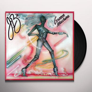The J.B.'s GROOVE MACHINE Vinyl Record - Limited Edition, 180 Gram Pressing