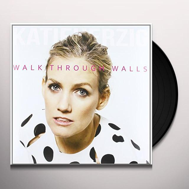 Katie Herzig WALK THROUGH WALLS Vinyl Record